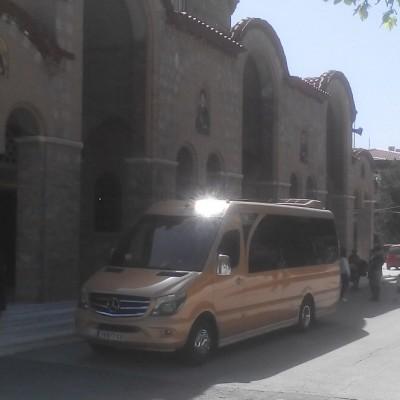 Mercedes Sprinter 519 Minibus